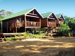 Ntsuty Lodge  Self catering accommodation in Ponta do Oura