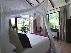 Mozambique accommodation at Palmeiras Lodge