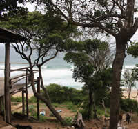 Phambuka resort camping and campsites Mozambique