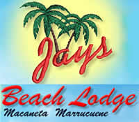 Jays Beach Lodge near Maputo