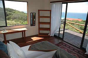 Ponta Do Oura self catering accommodation at Tree Tops in Mozambique