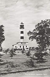 Macuti Lighthouse Mozambique