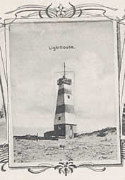 Chiveve lost Lighthouse Beira Mozambique