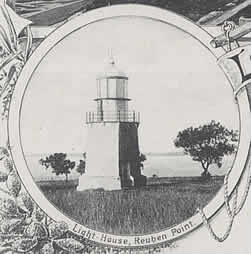 Rueben Lighthouse Mozambique