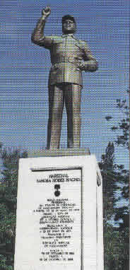 First president of Independant Mozambique Samora Machel