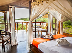 Naara Eco Lodge and Spa for B&B accommodation in Mozambique