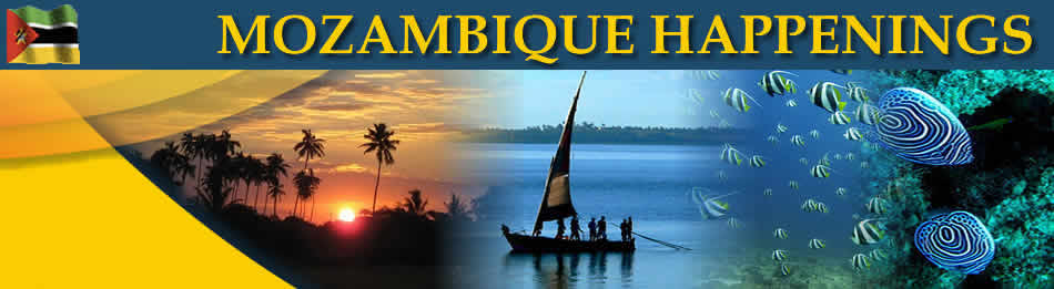 Mozambique Happenings for accommodation, things to do and places to see in Mozambique