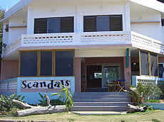 Scandles restauranr Ponta do Ouro Mozambique